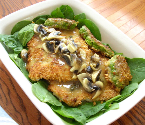 Chicken Scallopine Recipes — Dishmaps