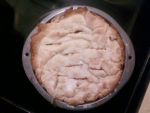 Ozark apple pie recipe