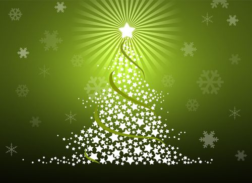 Merry-christmas-tree-design