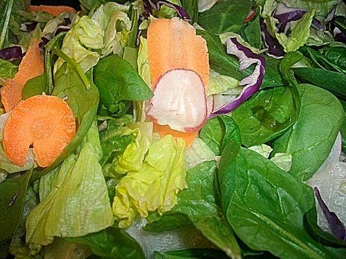 Eureka salad