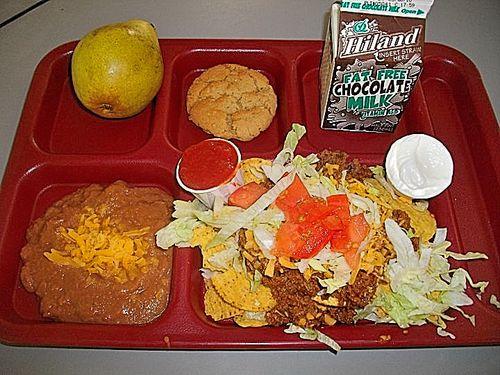 Eureka taco salad