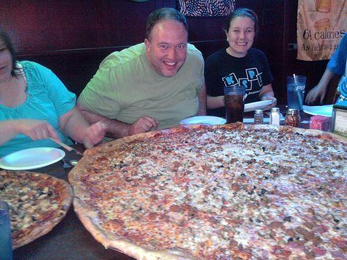 Big louies pizza