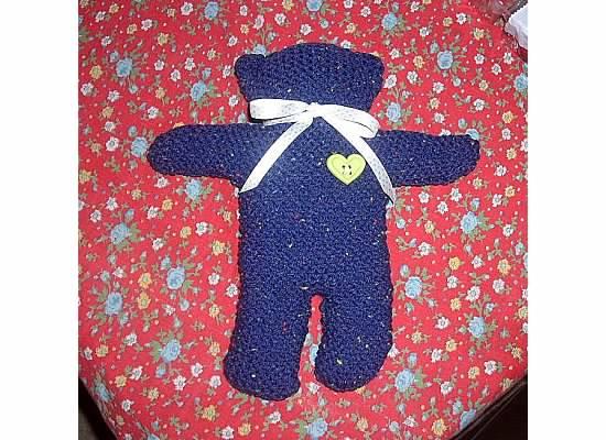 Teddy Bear Pattern for NICU Siblings or Pediatric Patients