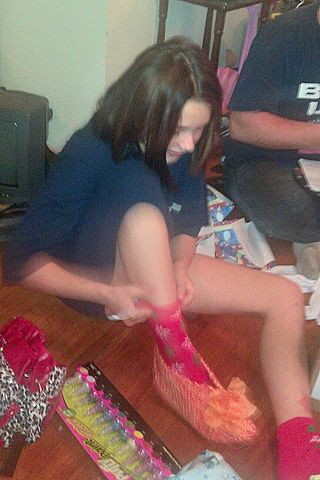 Kaylee houseshoes 2011