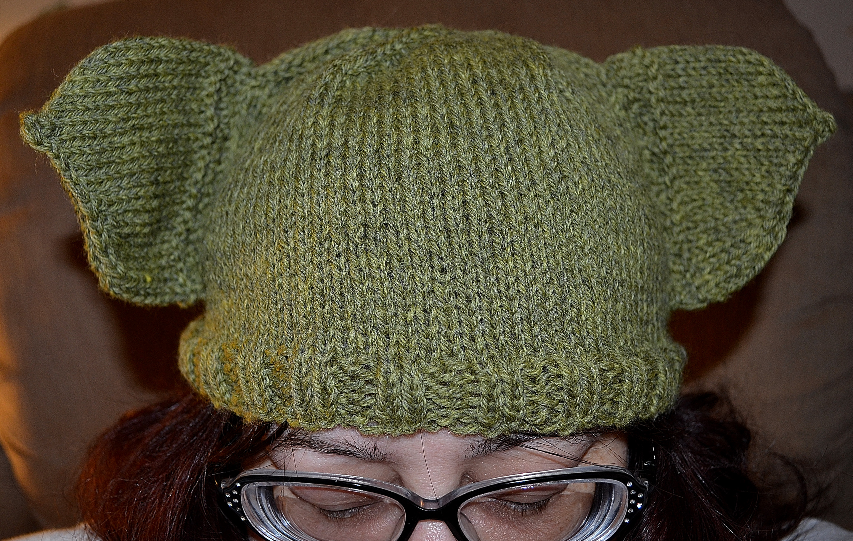 Star Wars: Yoda, It Is (Adult pattern) - Knitting for the NICU