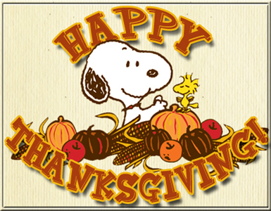 Thanksgivingsnoopy