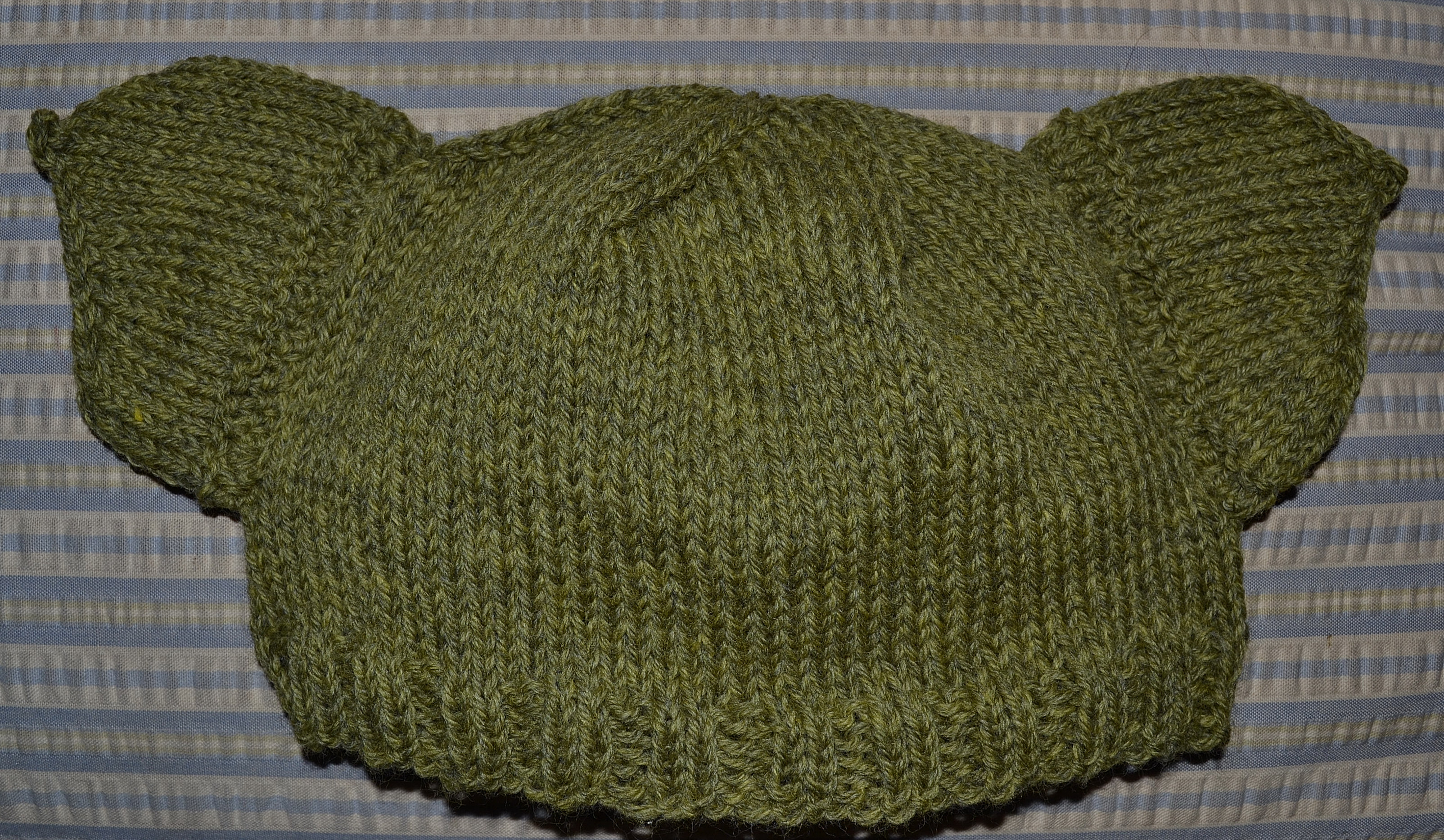Star Wars Yoda It Is Adult Pattern Knitting For The Nicu