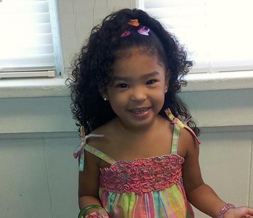 Myia 3rd birthday