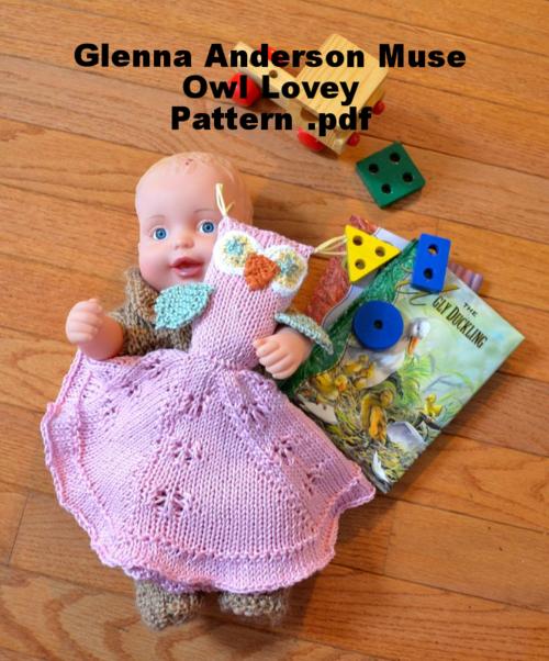 Owl w toys pdf watermakr