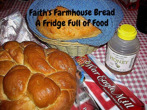 Faith's Farmhouse Bread