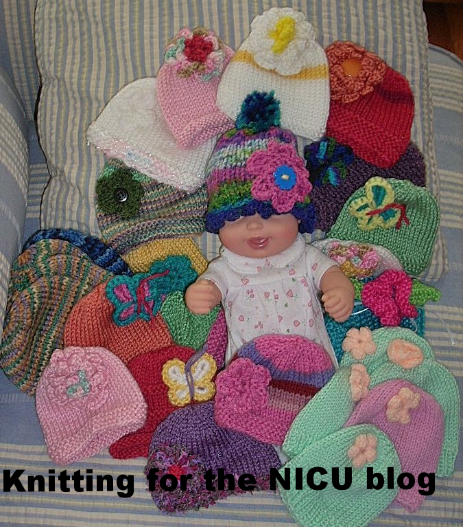 The Rules For Knitting For Nicus Knitting For The Nicu