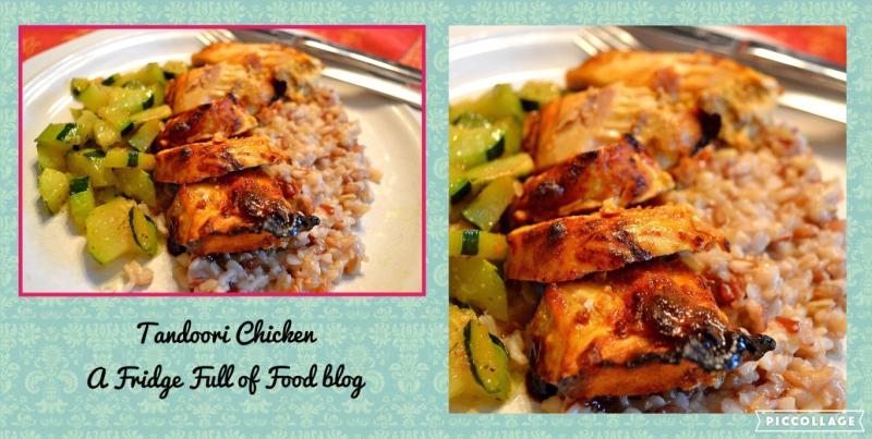 Tandoori Chicken Logo 5