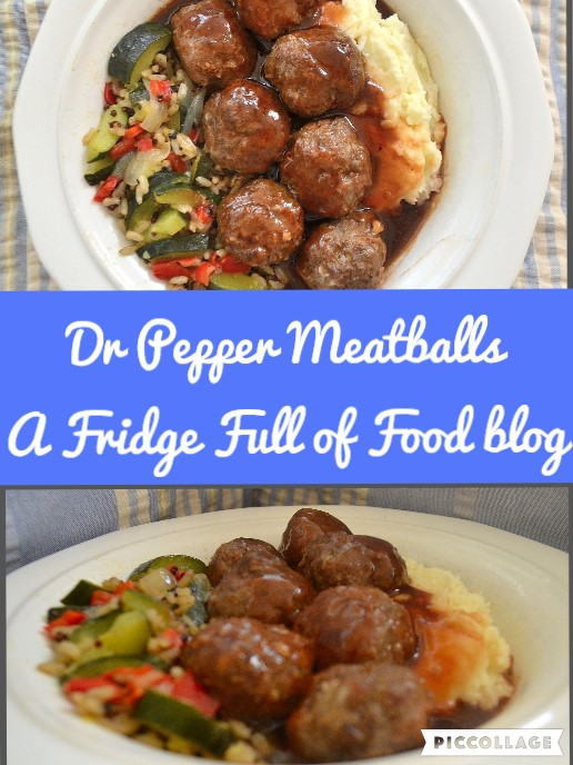 Meatballs collage