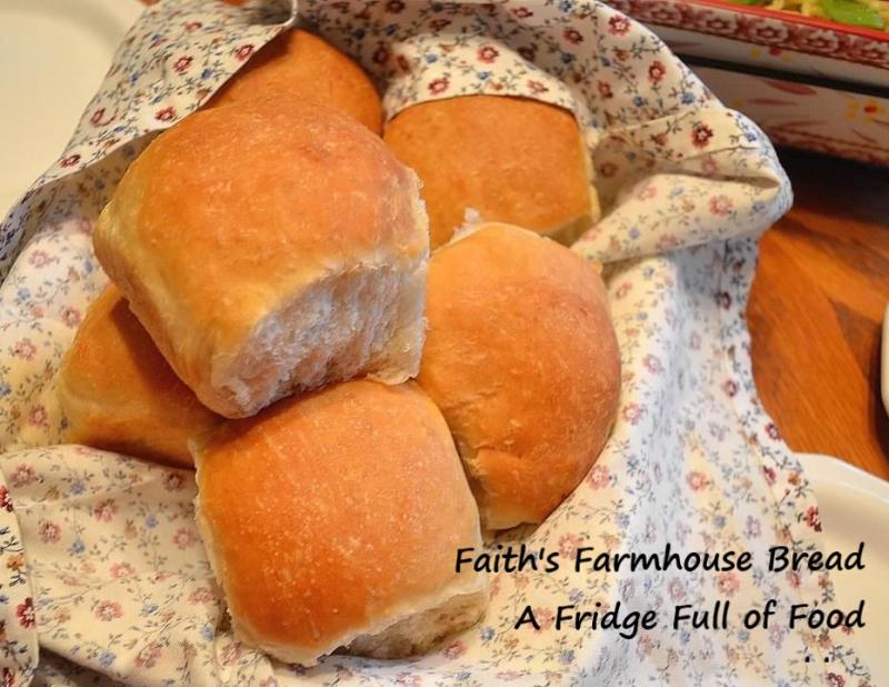 Farmhouse rolls logo