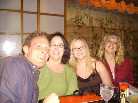 Chris_g_mechelle_rachel_benihana
