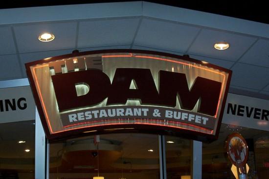 Dam_restaurant_sign
